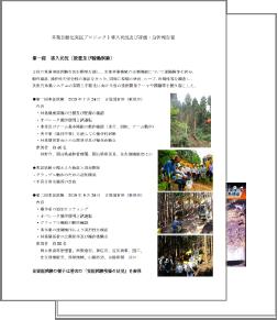 報告書PDF イメージ