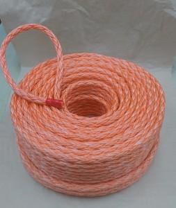 新品のロープ