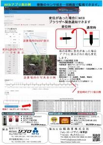 9軸センサ杭案内(裏面)